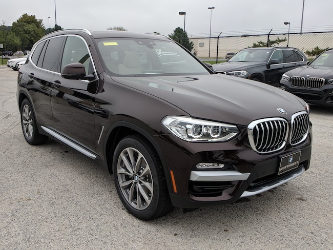 Certified Pre-Owned 2019 BMW X3 xDrive30i SAV Owings Mills, MD