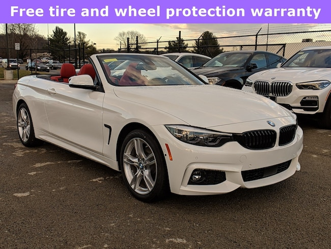 New 2019 BMW 430i xDrive Convertible Owings Mills, MD