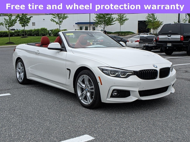 New 2020 BMW 430i xDrive Convertible Owings Mills, MD