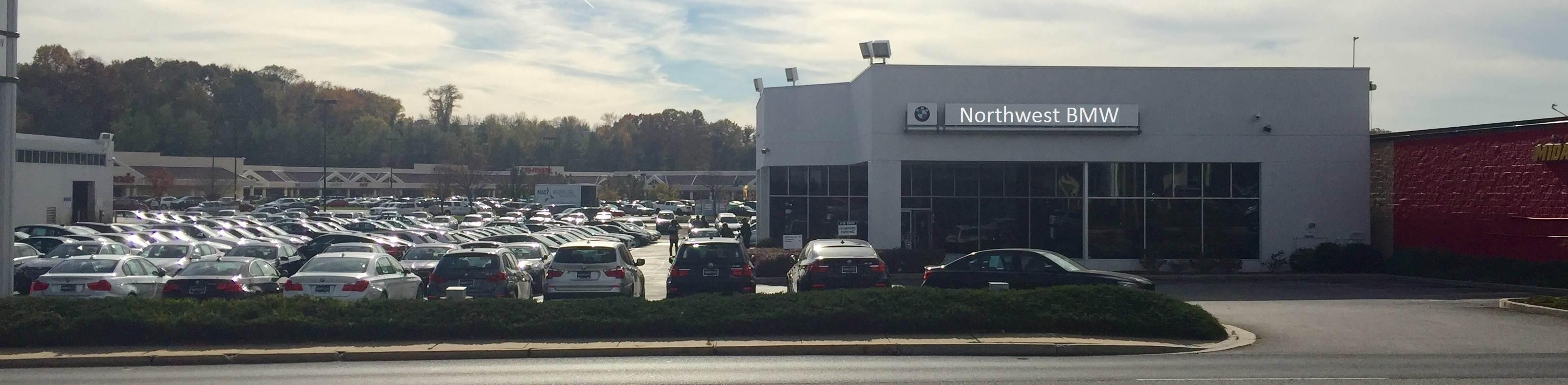 Northwest Bmw New Bmw Dealership In Owings Mills Md 21117