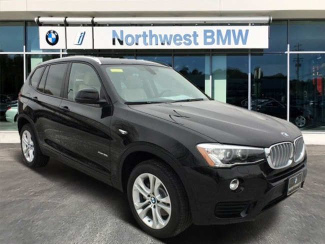 Certified Pre-Owned 2017 BMW X3 xDrive35i SAV Owings Mills, MD