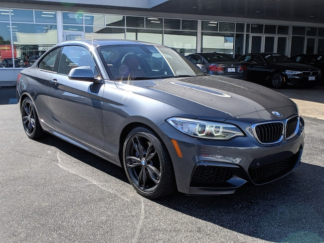 Used 2017 BMW M240i xDrive Coupe Owings Mills, MD