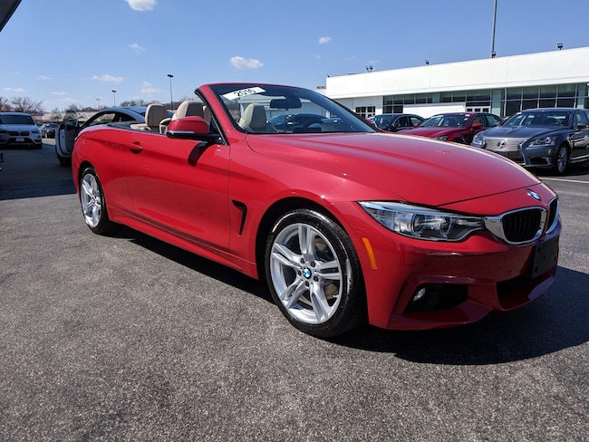 Used 2016 BMW 428i xDrive SULEV Convertible Owings Mills, MD