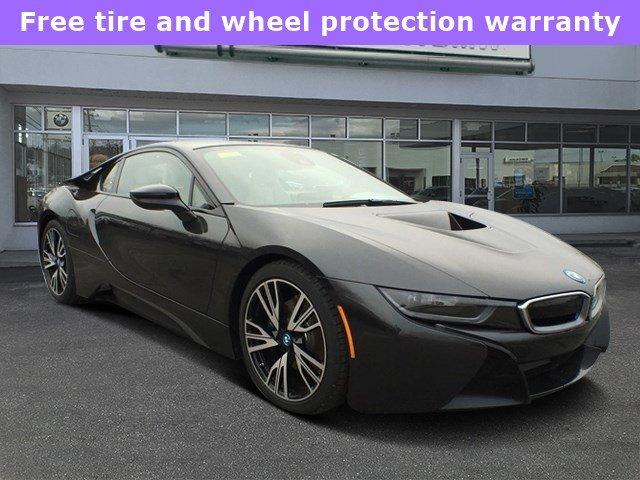 2015 BMW i8 Coupe