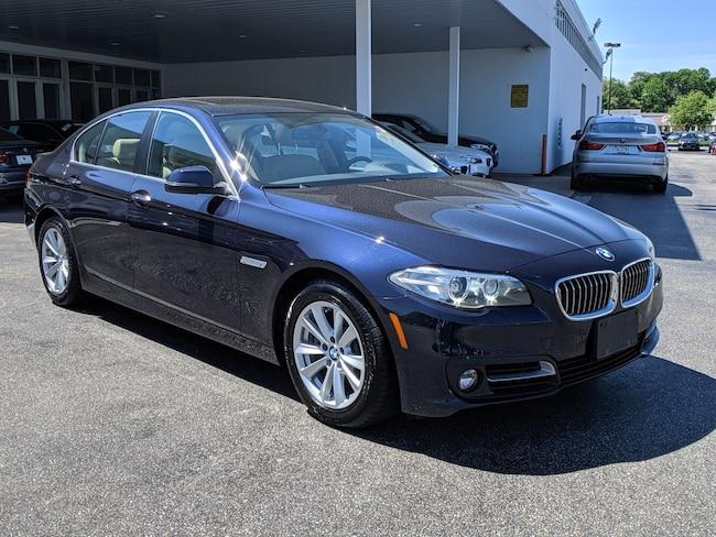 Certified Pre-Owned 2016 BMW 528i xDrive Sedan Owings Mills, MD