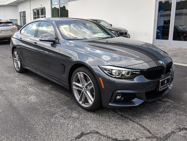 Certified Pre-Owned 2019 BMW 430i xDrive Gran Coupe Owings Mills, MD