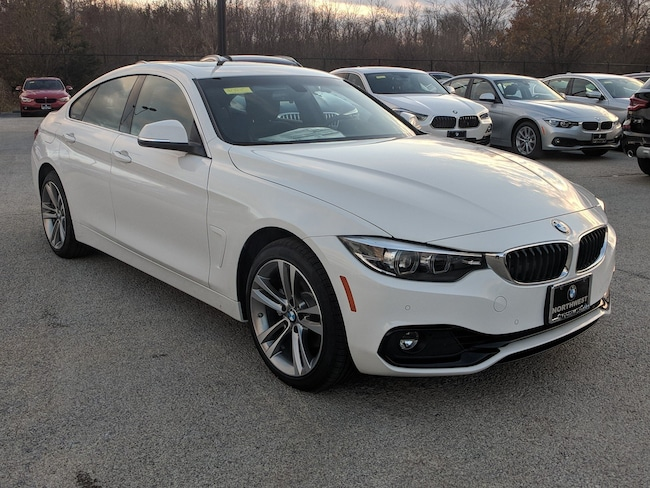 New 2019 BMW 430i xDrive Gran Coupe Owings Mills, MD