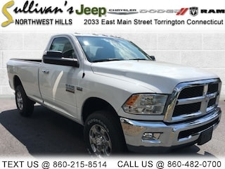 New 2018 Ram 2500 SLT REGULAR CAB 4X4 8' BOX Regular Cab Torrington
