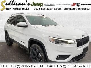 New 2019 Jeep Cherokee ALTITUDE 4X4 Sport Utility Torrington