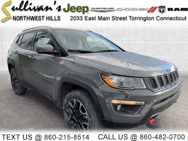 DYNAMIC_PREF_LABEL_AUTO_NEW_DETAILS_INVENTORY_DETAIL1_ALTATTRIBUTEBEFORE 2019 Jeep Compass TRAILHAWK 4X4 Sport Utility for sale in Torrington CT