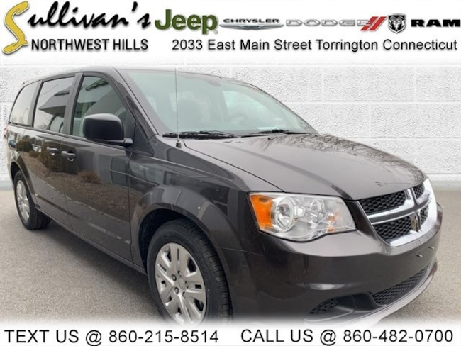 DYNAMIC_PREF_LABEL_AUTO_NEW_DETAILS_INVENTORY_DETAIL1_ALTATTRIBUTEBEFORE 2019 Dodge Grand Caravan SE Passenger Van for sale in Torrington CT