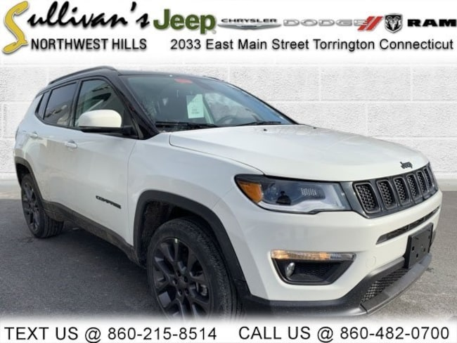 DYNAMIC_PREF_LABEL_AUTO_NEW_DETAILS_INVENTORY_DETAIL1_ALTATTRIBUTEBEFORE 2019 Jeep Compass HIGH ALTITUDE 4X4 Sport Utility for sale in Torrington CT