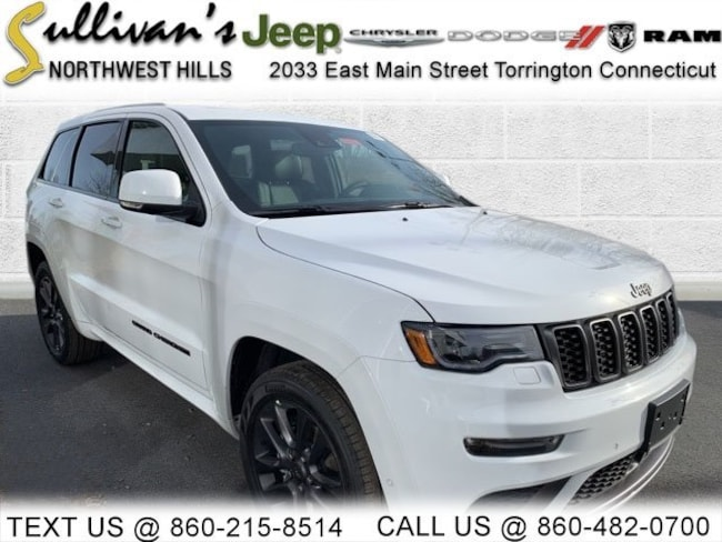 DYNAMIC_PREF_LABEL_AUTO_NEW_DETAILS_INVENTORY_DETAIL1_ALTATTRIBUTEBEFORE 2019 Jeep Grand Cherokee HIGH ALTITUDE 4X4 Sport Utility for sale in Torrington CT