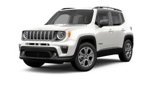New 2019 Jeep Renegade LIMITED 4X4 Sport Utility Torrington