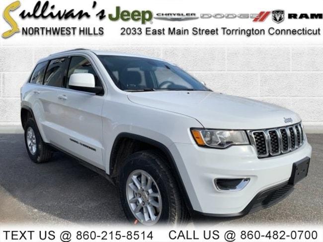 DYNAMIC_PREF_LABEL_AUTO_NEW_DETAILS_INVENTORY_DETAIL1_ALTATTRIBUTEBEFORE 2019 Jeep Grand Cherokee LAREDO E 4X4 Sport Utility for sale in Torrington CT