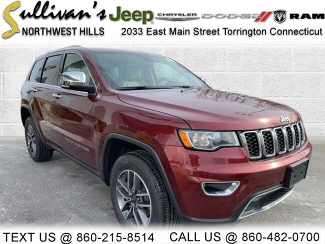 DYNAMIC_PREF_LABEL_AUTO_NEW_DETAILS_INVENTORY_DETAIL1_ALTATTRIBUTEBEFORE 2019 Jeep Grand Cherokee LIMITED 4X4 Sport Utility for sale in Torrington CT