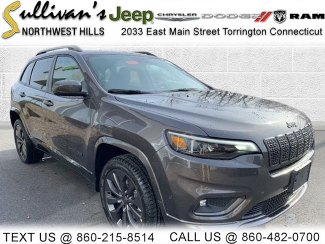 DYNAMIC_PREF_LABEL_AUTO_NEW_DETAILS_INVENTORY_DETAIL1_ALTATTRIBUTEBEFORE 2019 Jeep Cherokee HIGH ALTITUDE 4X4 Sport Utility for sale in Torrington CT