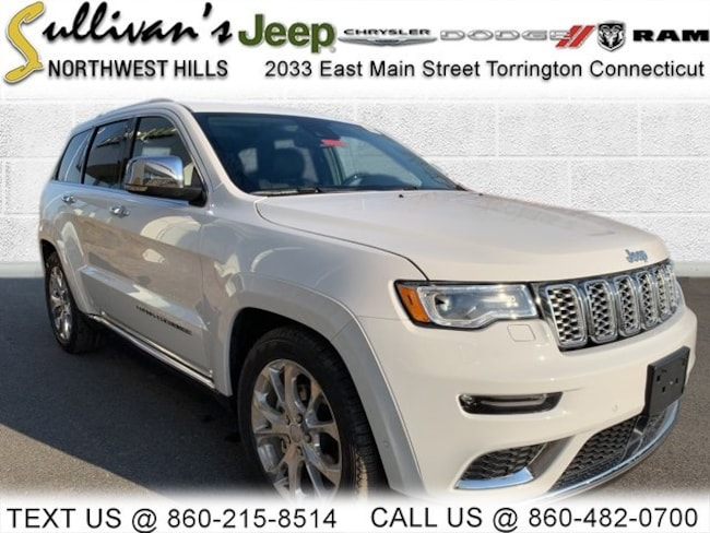 DYNAMIC_PREF_LABEL_AUTO_NEW_DETAILS_INVENTORY_DETAIL1_ALTATTRIBUTEBEFORE 2019 Jeep Grand Cherokee SUMMIT 4X4 Sport Utility for sale in Torrington CT