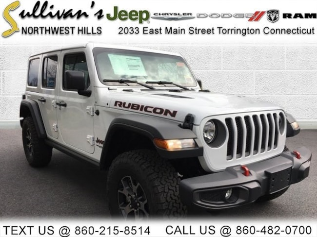 DYNAMIC_PREF_LABEL_AUTO_NEW_DETAILS_INVENTORY_DETAIL1_ALTATTRIBUTEBEFORE 2018 Jeep Wrangler UNLIMITED RUBICON 4X4 Sport Utility for sale in Torrington CT