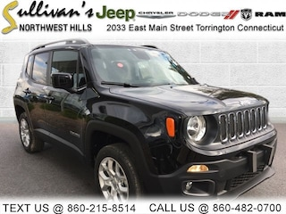New 2018 Jeep Renegade LATITUDE 4X4 Sport Utility Torrington