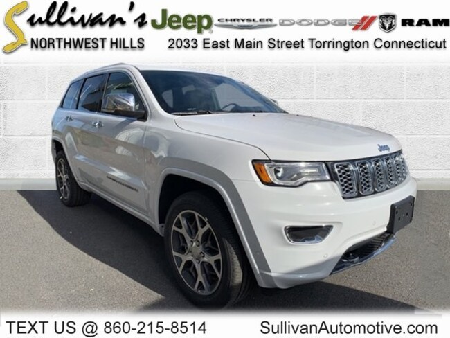DYNAMIC_PREF_LABEL_AUTO_NEW_DETAILS_INVENTORY_DETAIL1_ALTATTRIBUTEBEFORE 2019 Jeep Grand Cherokee OVERLAND 4X4 Sport Utility for sale in Torrington CT