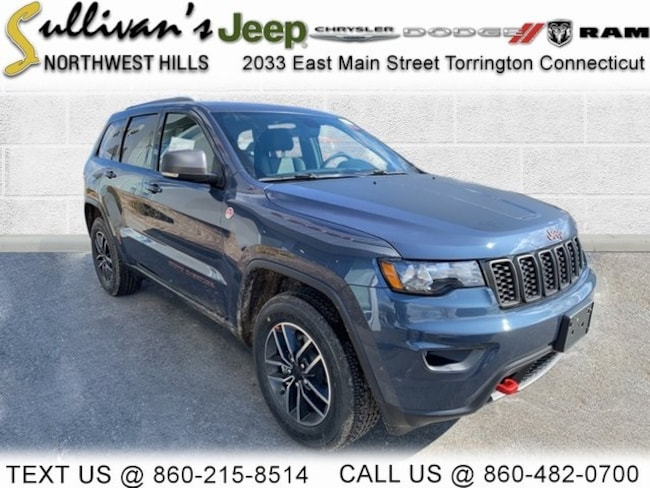 DYNAMIC_PREF_LABEL_AUTO_NEW_DETAILS_INVENTORY_DETAIL1_ALTATTRIBUTEBEFORE 2019 Jeep Grand Cherokee TRAILHAWK 4X4 Sport Utility for sale in Torrington CT