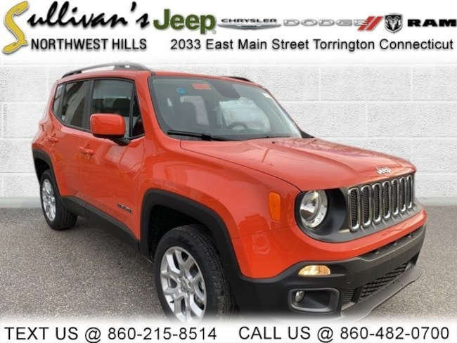 DYNAMIC_PREF_LABEL_AUTO_NEW_DETAILS_INVENTORY_DETAIL1_ALTATTRIBUTEBEFORE 2018 Jeep Renegade LATITUDE 4X4 Sport Utility for sale in Torrington CT