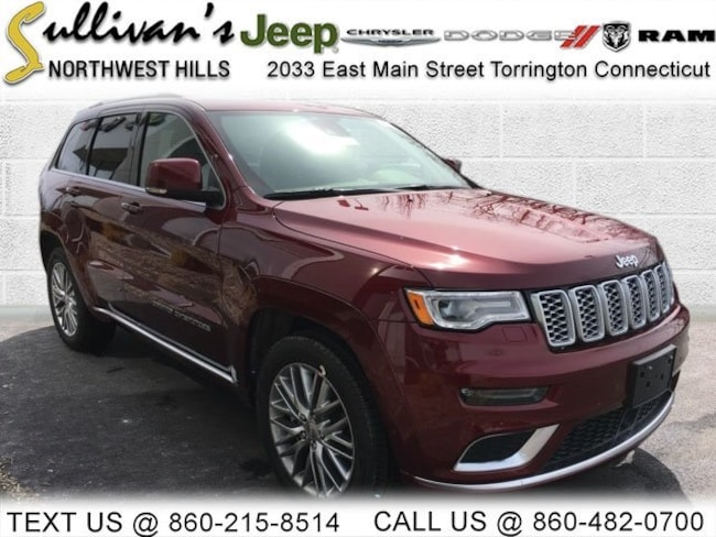 DYNAMIC_PREF_LABEL_AUTO_NEW_DETAILS_INVENTORY_DETAIL1_ALTATTRIBUTEBEFORE 2018 Jeep Grand Cherokee SUMMIT 4X4 Sport Utility for sale in Torrington CT