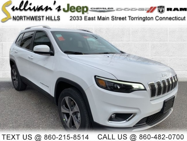 DYNAMIC_PREF_LABEL_AUTO_NEW_DETAILS_INVENTORY_DETAIL1_ALTATTRIBUTEBEFORE 2019 Jeep Cherokee LIMITED 4X4 Sport Utility for sale in Torrington CT