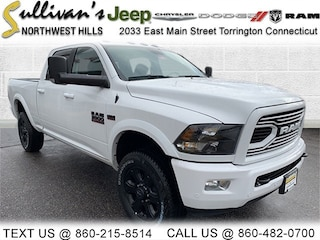 New 2018 Ram 3500 BIG HORN CREW CAB 4X4 6'4 BOX Crew Cab Torrington