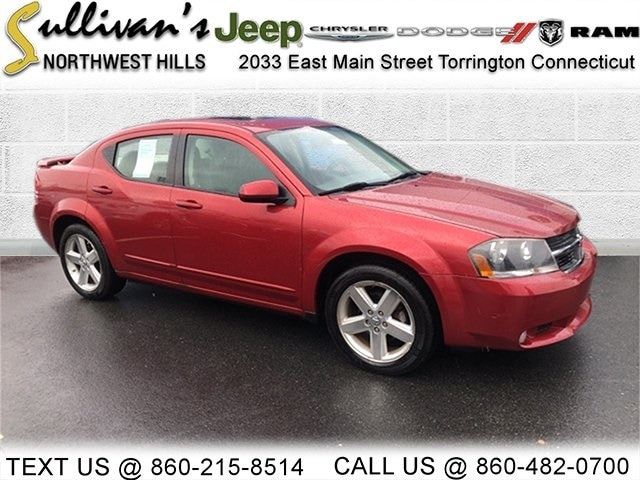Used 2008 Dodge Avenger R/T For Sale in Torrington | VIN