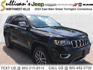 New 2018 Jeep Grand Cherokee LIMITED 4X4 Sport Utility Torrington