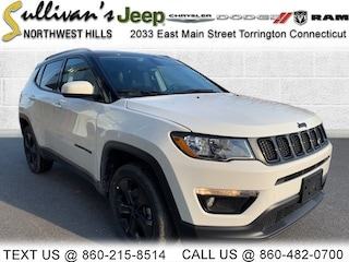 New 2019 Jeep Compass ALTITUDE 4X4 Sport Utility Torrington