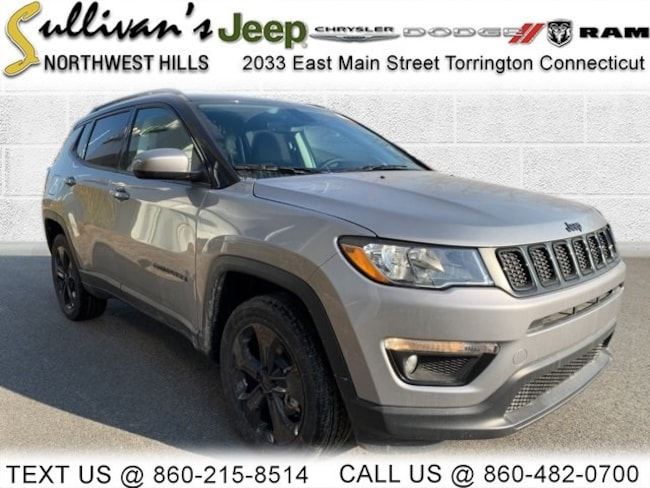 DYNAMIC_PREF_LABEL_AUTO_NEW_DETAILS_INVENTORY_DETAIL1_ALTATTRIBUTEBEFORE 2019 Jeep Compass ALTITUDE 4X4 Sport Utility for sale in Torrington CT