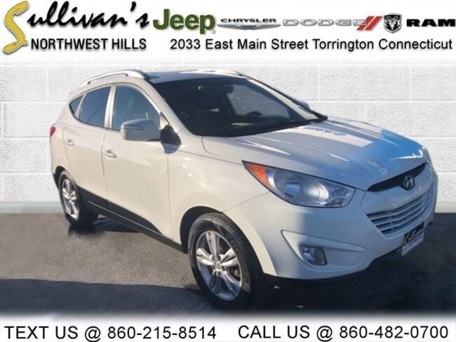 2013 Hyundai Tucson GLS w/PZEV AWD SUV