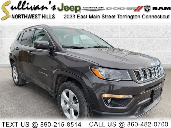 DYNAMIC_PREF_LABEL_AUTO_NEW_DETAILS_INVENTORY_DETAIL1_ALTATTRIBUTEBEFORE 2019 Jeep Compass LATITUDE 4X4 Sport Utility for sale in Torrington CT