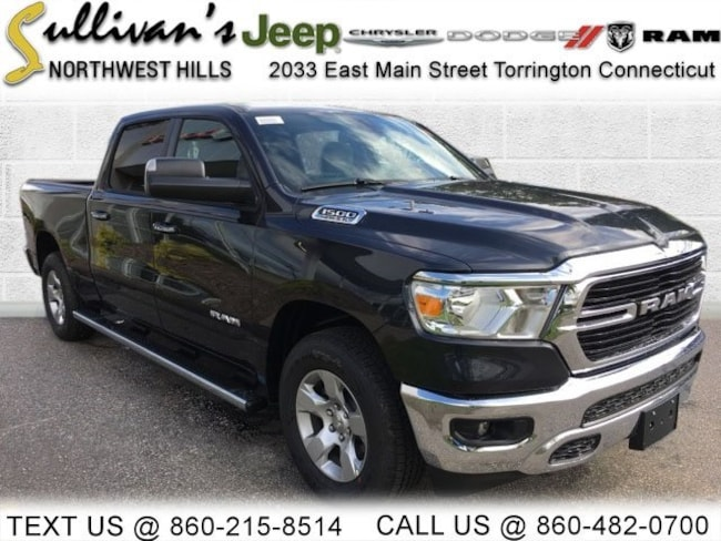 DYNAMIC_PREF_LABEL_AUTO_NEW_DETAILS_INVENTORY_DETAIL1_ALTATTRIBUTEBEFORE 2019 Ram 1500 BIG HORN / LONE STAR CREW CAB 4X4 6'4 BOX Crew Cab for sale in Torrington CT
