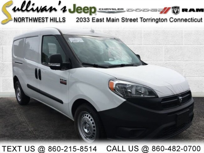 DYNAMIC_PREF_LABEL_AUTO_NEW_DETAILS_INVENTORY_DETAIL1_ALTATTRIBUTEBEFORE 2018 Ram ProMaster City TRADESMAN CARGO VAN Cargo Van for sale in Torrington CT