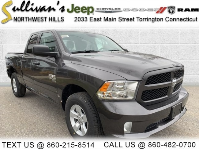 DYNAMIC_PREF_LABEL_AUTO_NEW_DETAILS_INVENTORY_DETAIL1_ALTATTRIBUTEBEFORE 2019 Ram 1500 CLASSIC EXPRESS QUAD CAB 4X4 6'4 BOX Quad Cab for sale in Torrington CT