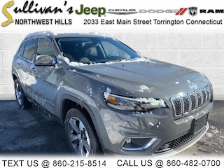 New 2019 Jeep Cherokee LIMITED 4X4 Sport Utility Torrington