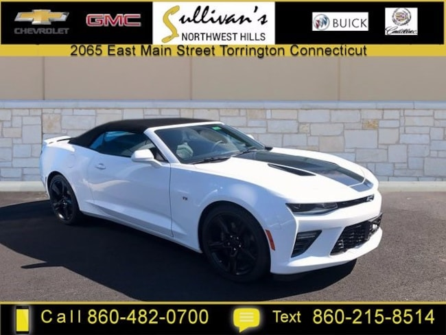 DYNAMIC_PREF_LABEL_AUTO_USED_DETAILS_INVENTORY_DETAIL1_ALTATTRIBUTEBEFORE 2017 Chevrolet Camaro 2SS Convertible for sale in torrington ct