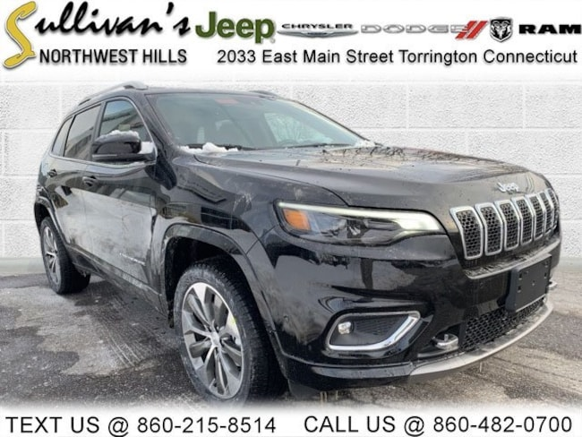 DYNAMIC_PREF_LABEL_AUTO_NEW_DETAILS_INVENTORY_DETAIL1_ALTATTRIBUTEBEFORE 2019 Jeep Cherokee OVERLAND 4X4 Sport Utility for sale in Torrington CT