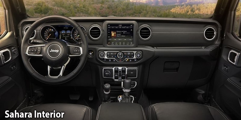 Chrysler Dealer Connect >> New Inside Features on the 2018 Jeep Wrangler