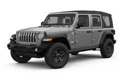 2019 Jeep Wrangler UNLIMITED SPORT 4X4 Sport Utility
