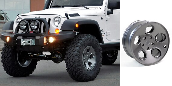 AEV Wheels | Northwest Chrysler Jeep Dodge