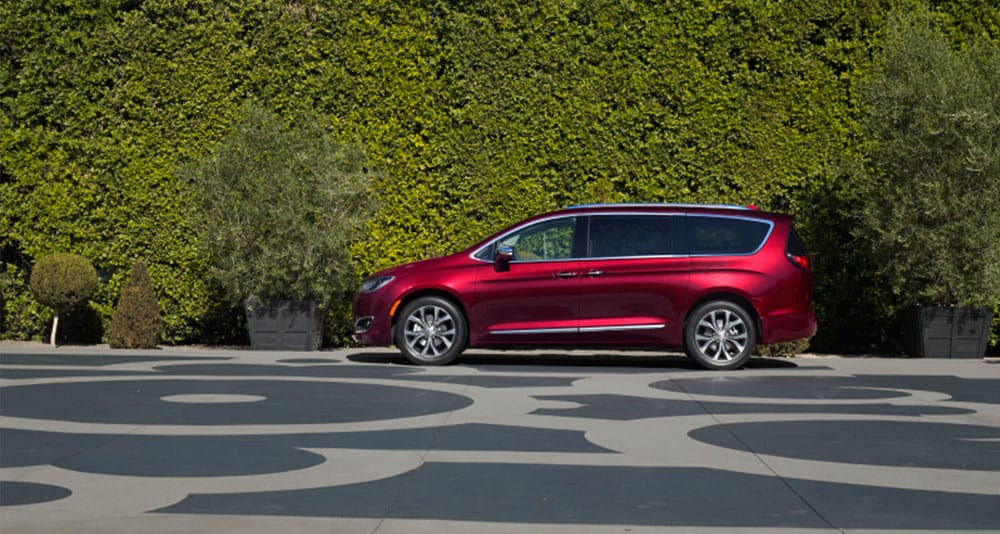 New 2017 Chrysler Pacifica for sale in Portland, Ore.
