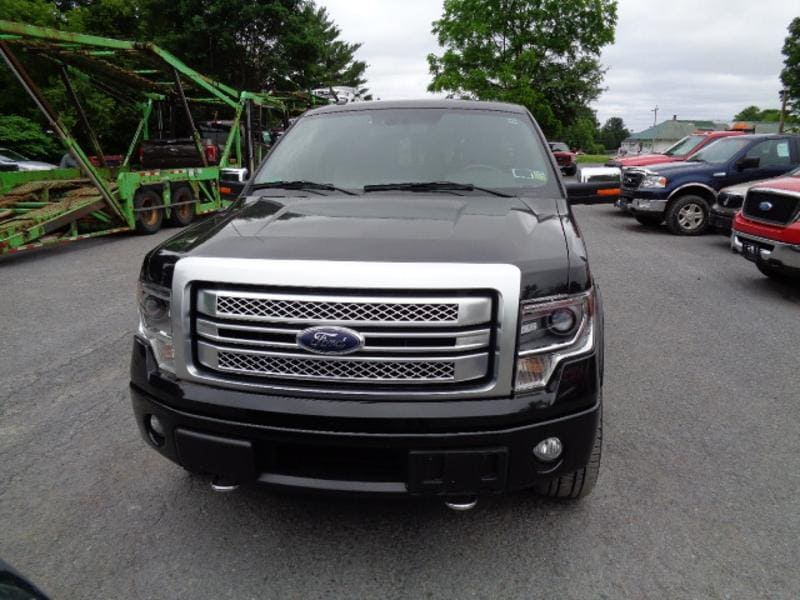 2013 Ford F-150 Platinum Truck SuperCrew Cab