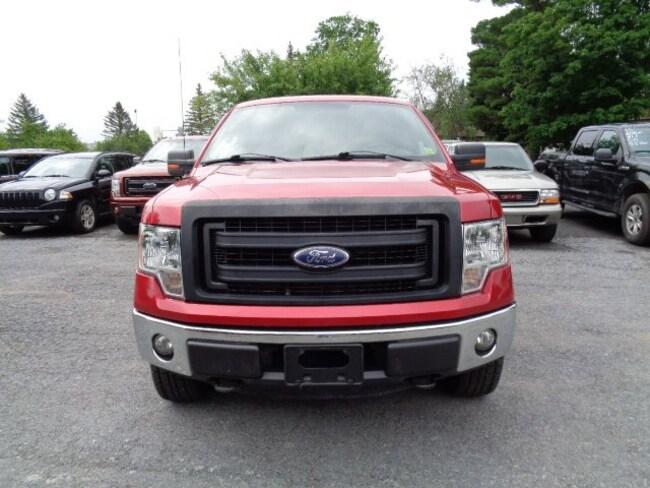 2012 Ford F-150 Truck SuperCrew Cab