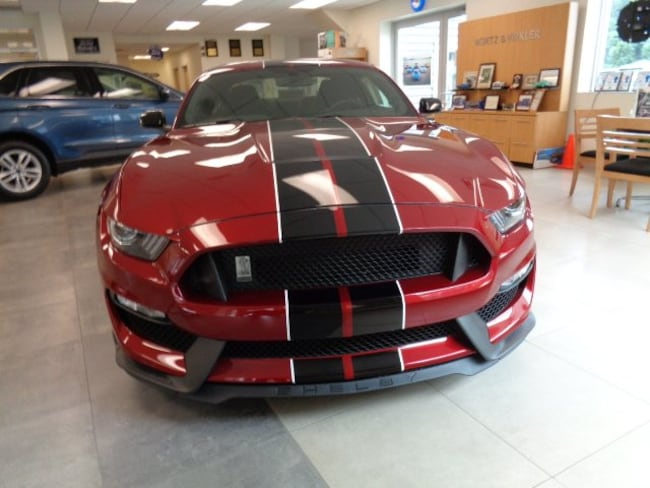 2018 Ford Shelby GT350 MUSTANG HB COUPE Coupe
