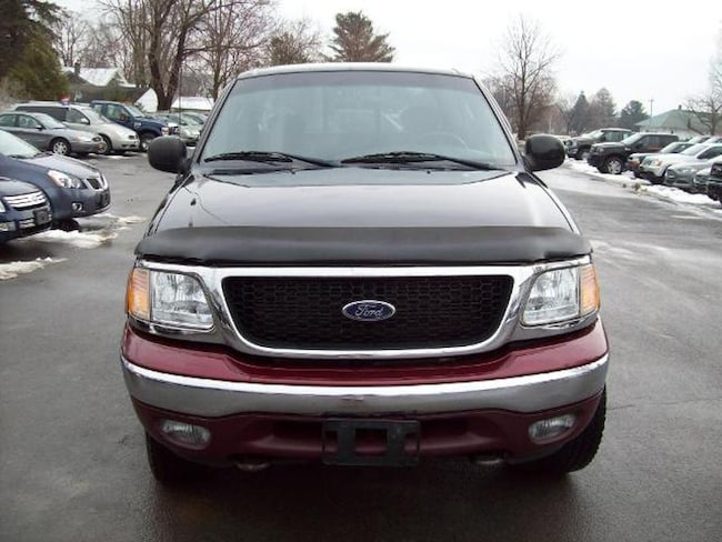 2003 Ford F-150 Lariat Truck Super Cab
